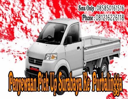 Penyewaan Pick Up Surabaya Ke Purbalingga