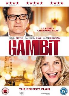 Un Plan Perfecto (Gambit) Poster