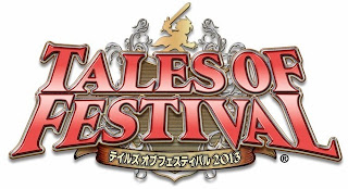 tales of festival logo Japan   Tales of Festival Live Stream Announced