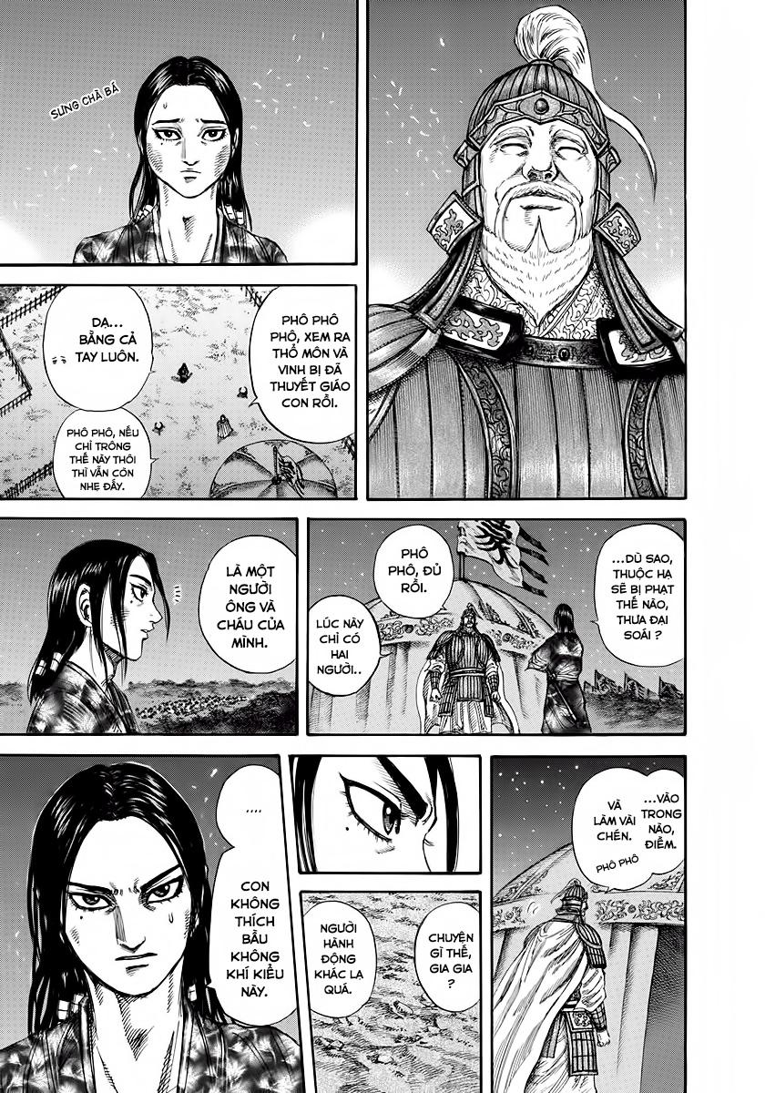 Kingdom - Vương Giả Thiên Hạ Chapter 223 page 18 - IZTruyenTranh.com