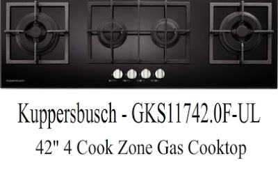"Appliances, Cooktops, Kuppersbusch, 42"","