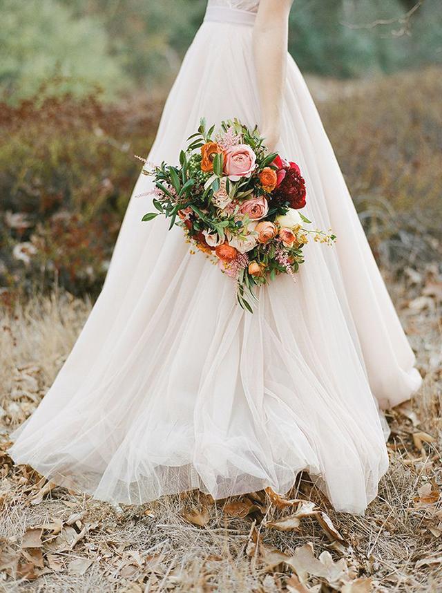 Ideas para una boda en otoño