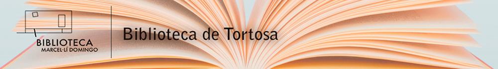 Biblioteca Tortosa