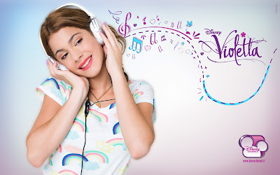 Mundo Violetta: Wallpapers de ''Violetta''.