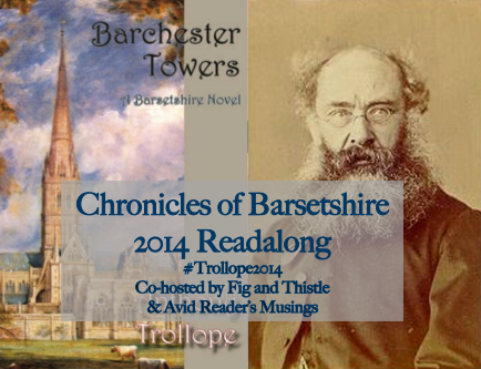 Chronicles of Barsetshire 2014 Readalong