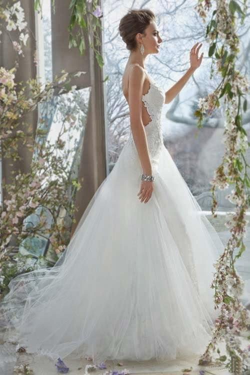 2014 Spring wedding dresses by Tara Keely