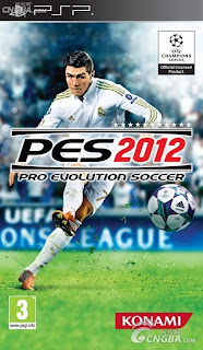 PES 2012 PSP Game