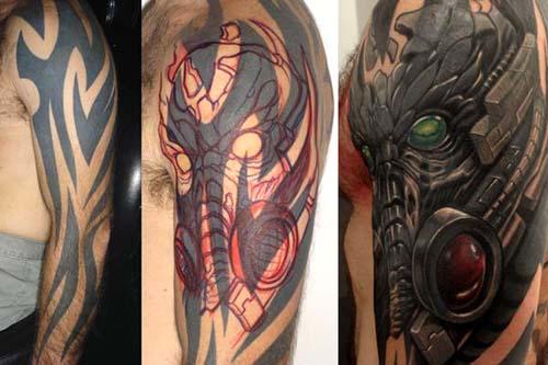 TATTOOS DESIGNS 2012: Cover Up Tattoos