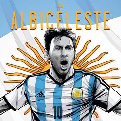 DP Messi Argentina