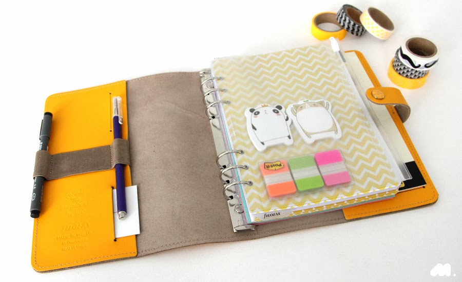 Top Minigougue: {Organisation} Filofax #1 - Agenda ! ZJ52