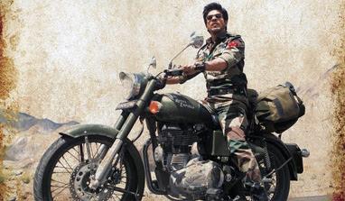 Jab Tak Hai Jaan 2012 Movies Shahrukh Khan Wallpapers