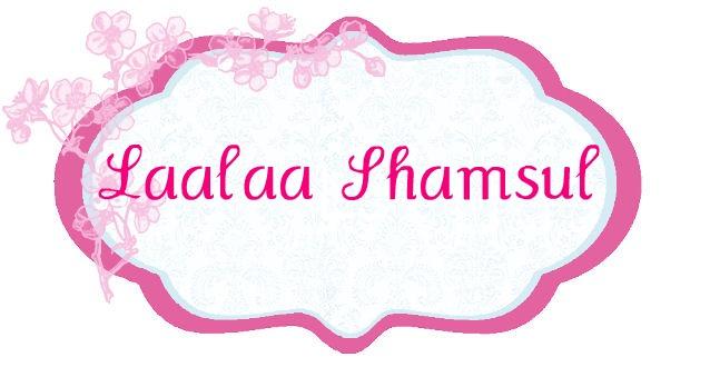 LS | Laalaa Shamsul