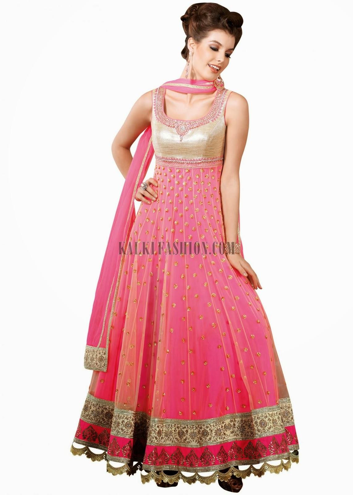 Anarkali Wedding Dresses 83 Best