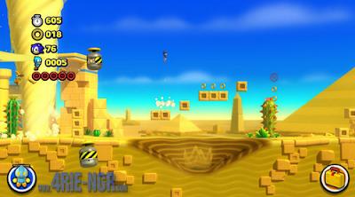 Sonic Lost World-Codex