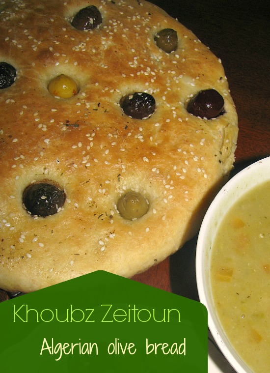 The teal tadjine north african inspired family traditions halal khoubz zeitoun algerian olive bread forumfinder Gallery