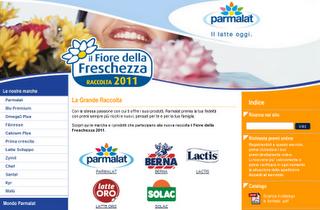 Raccolta punti Parmalat 2011 2012: iL Fiore della Freschezza 2011