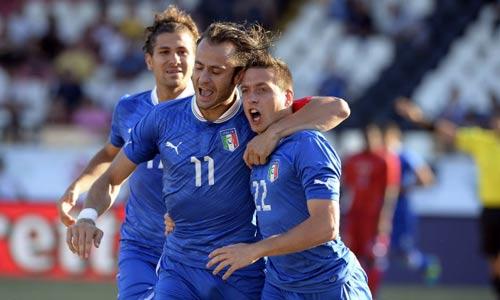 International Friendly - Italia vs Haiti