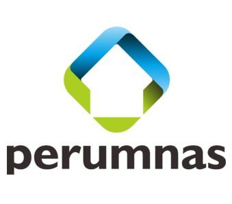 Logo Perusahaan Umum Pembangunan Perumahan Nasional (Perumnas)