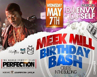 Meek Mill - Perfection - May 7, 2014