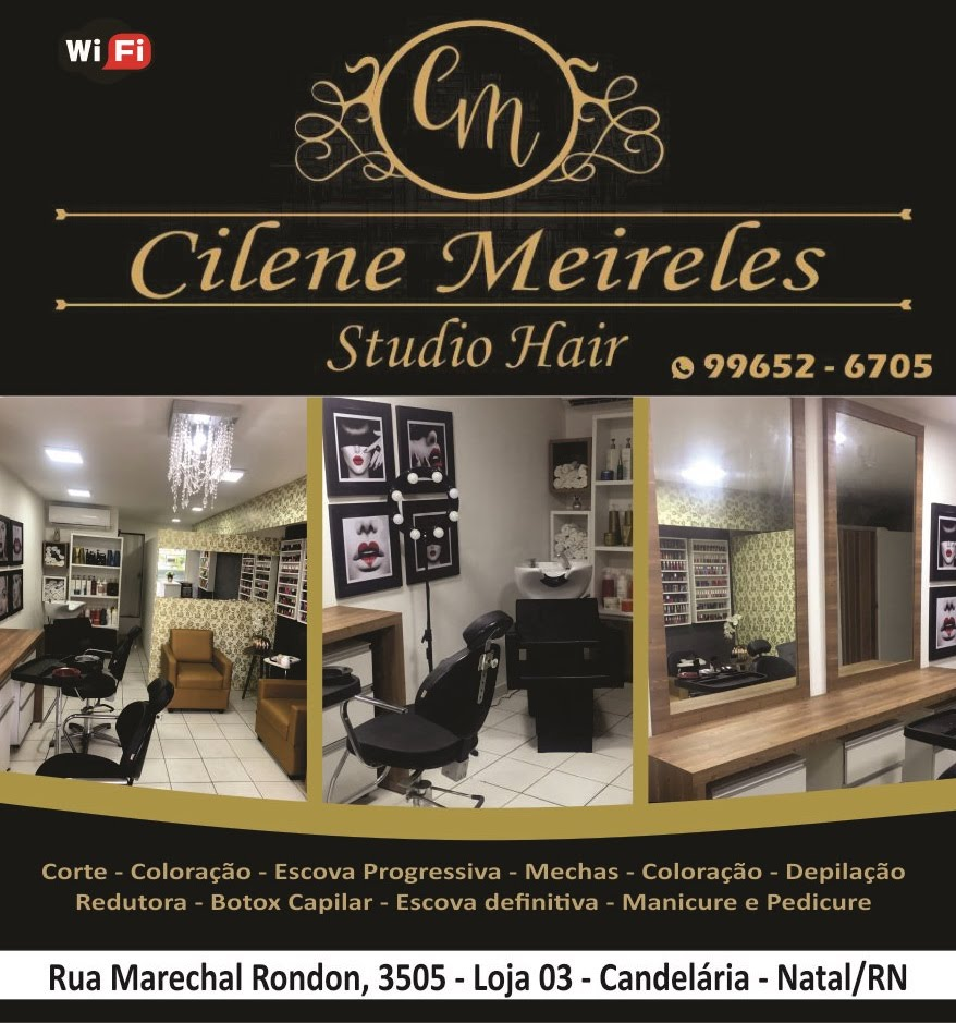 CILENE MAIRELES STUDIO HAIR