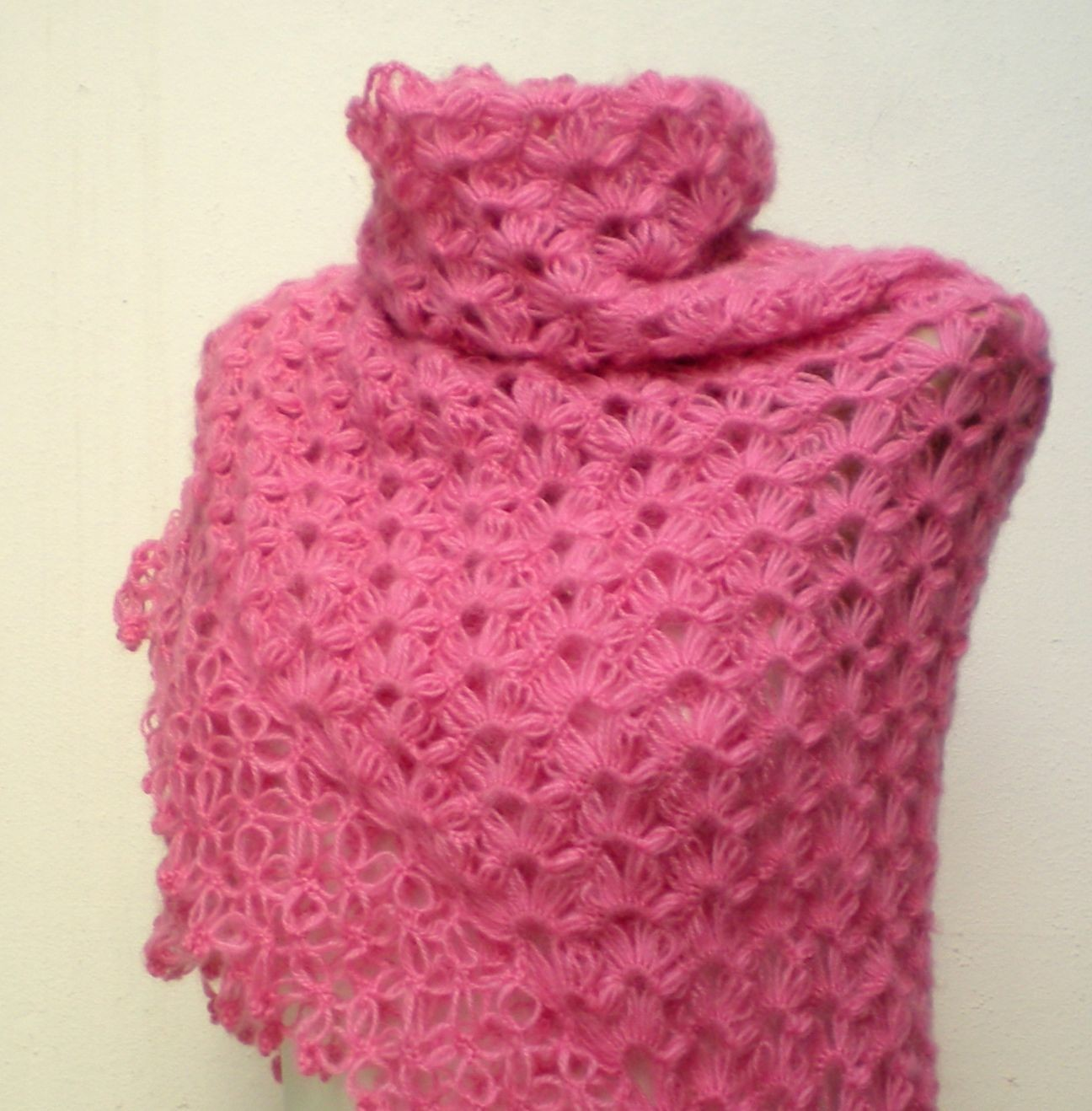 Knitting Patterns For Wraps Free : free knitting pattern: best 2012 knitting shawl patterns