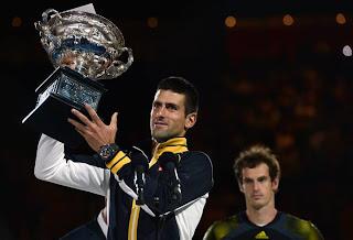 Novak Djokovic hace historia en Australia