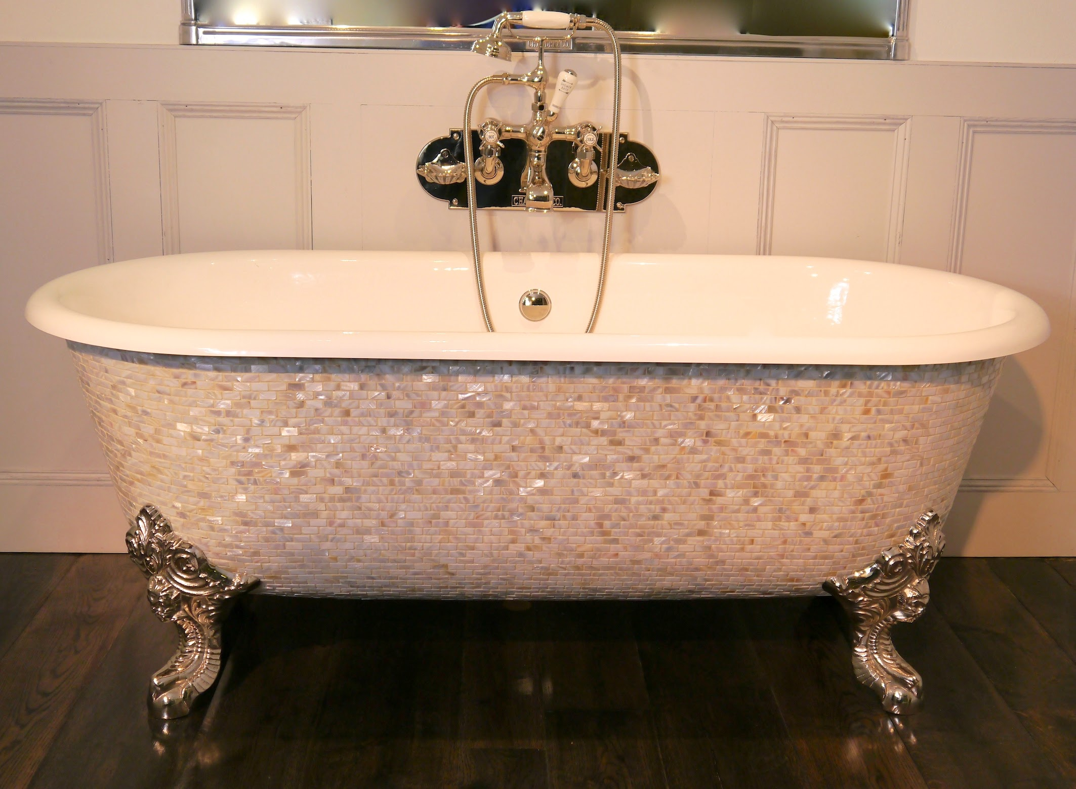 Staying One Step Ahead At All Times, Chadder U0026 Co. Luxury Bathrooms.  Www.chadder.com