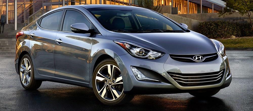 Novo Hyundai Elantra 2014 2015 automatico fotos