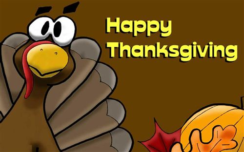 Funny Happy Thanksgiving Pictures