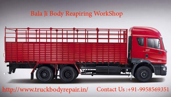 Maruti car Carrier Truck Body In gurgaon