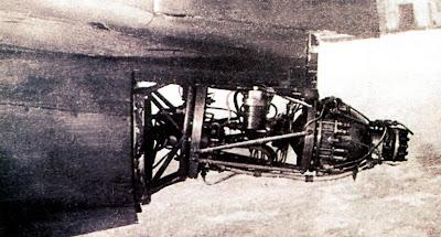 РД-1 в хвостовой части фюзеляжа Як З РД