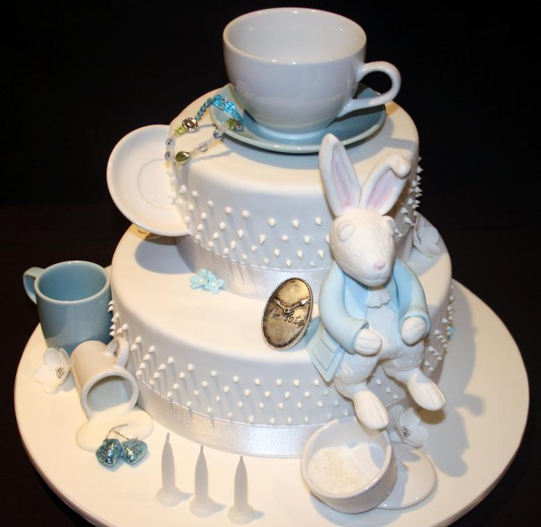 Tea Party Cake Images : Birthday Cakes For You