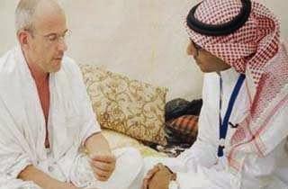 Pembuat Film Penghina Islam Bahagia Naik Haji