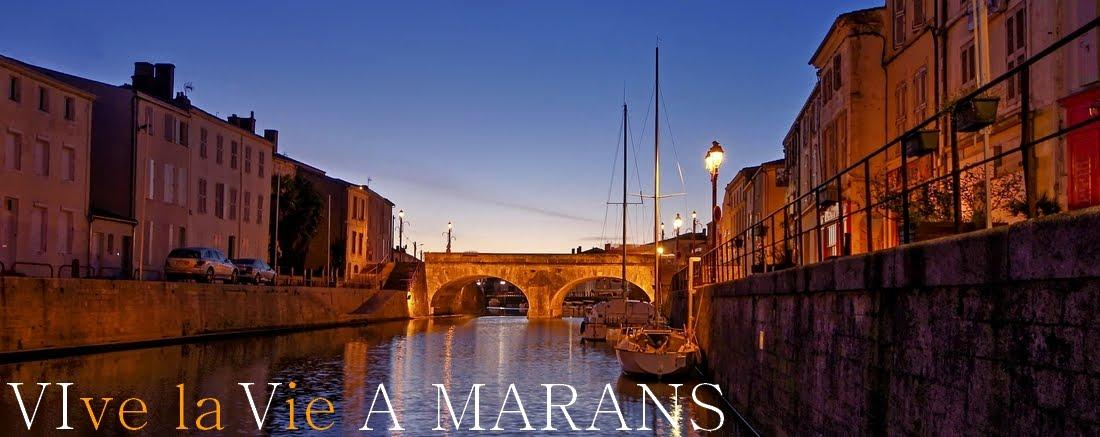 Vive la vie à Marans