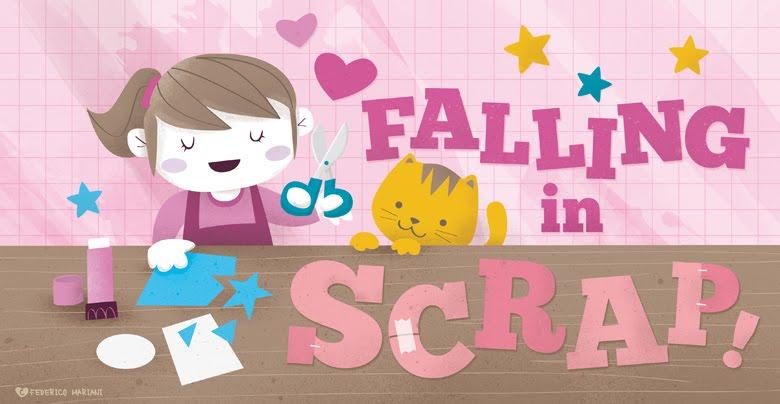 Falling in scrap