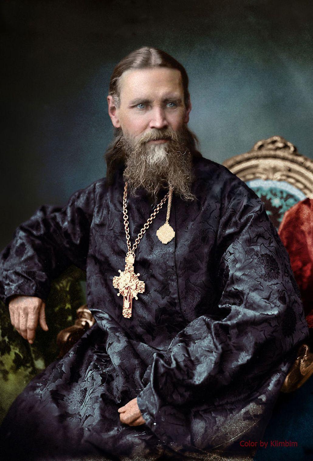 Св.прав. Иоанн Кронштадтский