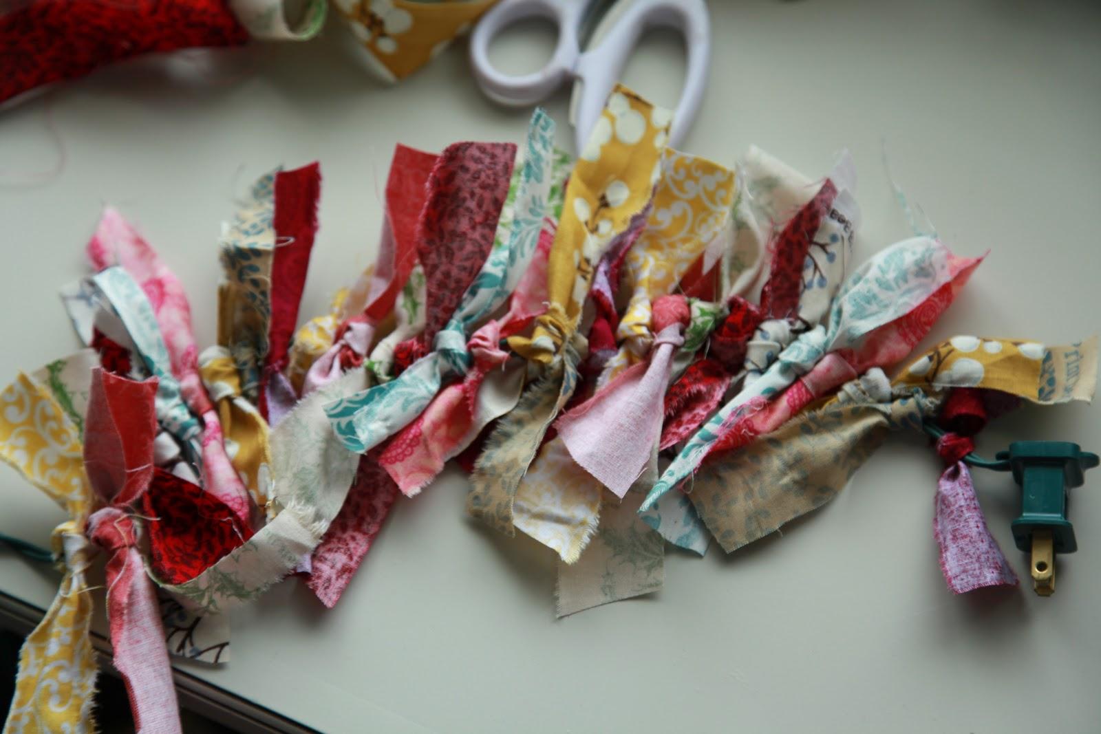 Christmas Fabric Craft Ideas Part - 41: December 10, 2011