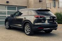 Mazda CX-9 (2017) Rear Side