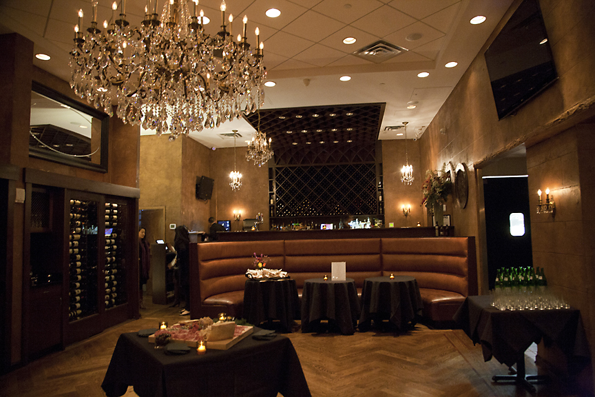 Food review contorno s restaurant opening an italian