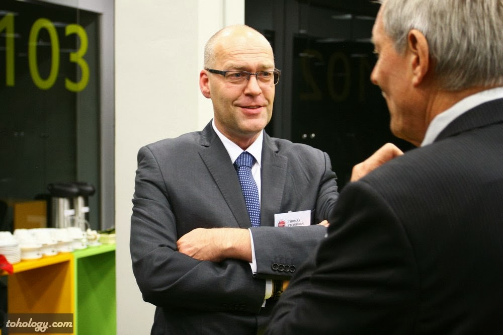 Thomas Steinborn, Sokos Hotels St. Petersburg, General Director