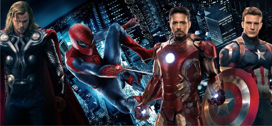 Homem-Aranha se junta ao Universo Cinematográfico da Marvel