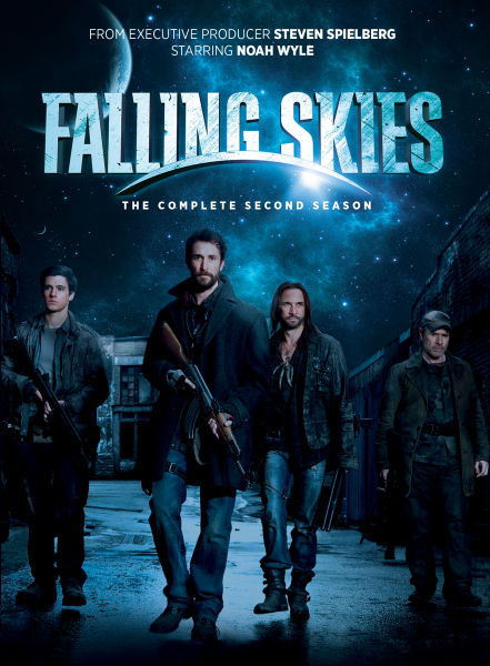 Falling Skies 2ª Temporada Torrent - BluRay 720p Dublado