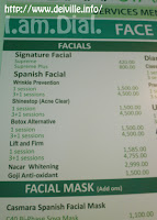 Casmara Cosmetics - Philippines: Regenerin Mask and Shinestop Facial Treatment 8