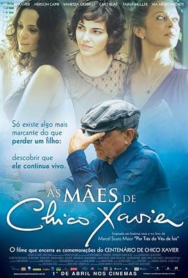 """ACESSE REPORTAGEM FILME """" AS MÃES DE CHICO XAVIER """""""