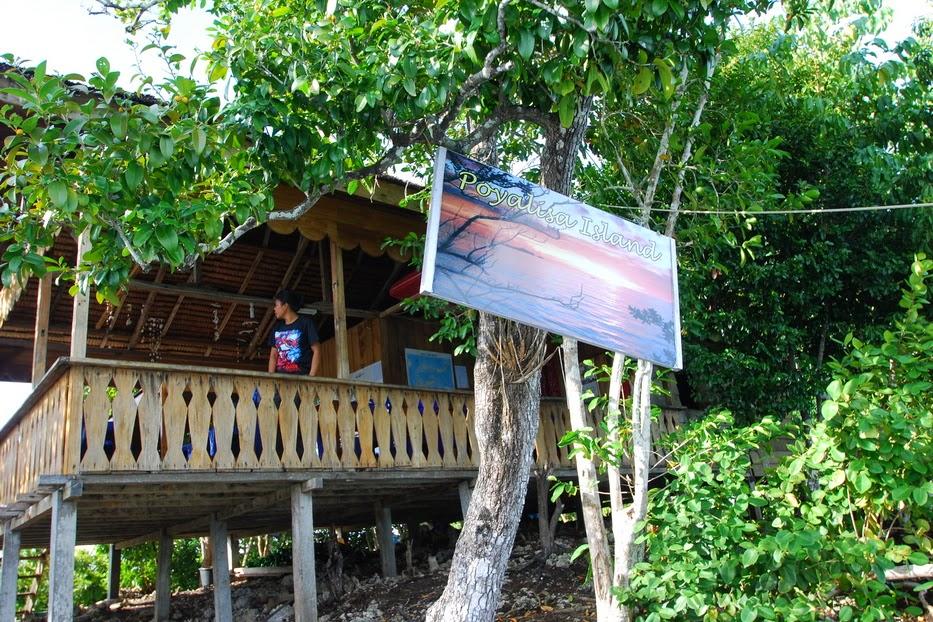 Pulau Poya Lisa