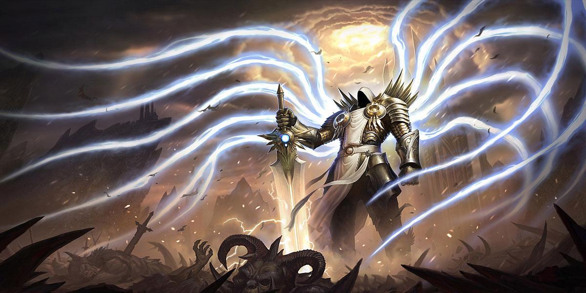 Game Diablo III l 300+ Muhteşem HD Twitter Kapak Fotoğrafları