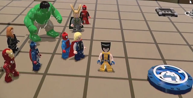 Idle Hands: LEGO Marvel Super Heroes Video Game Trailer