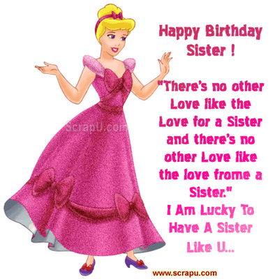 Sister i m so grateful that god gave me a sister like you to rise with