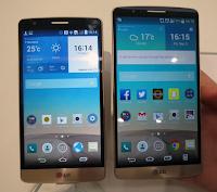 LG G3 e LG G3 S