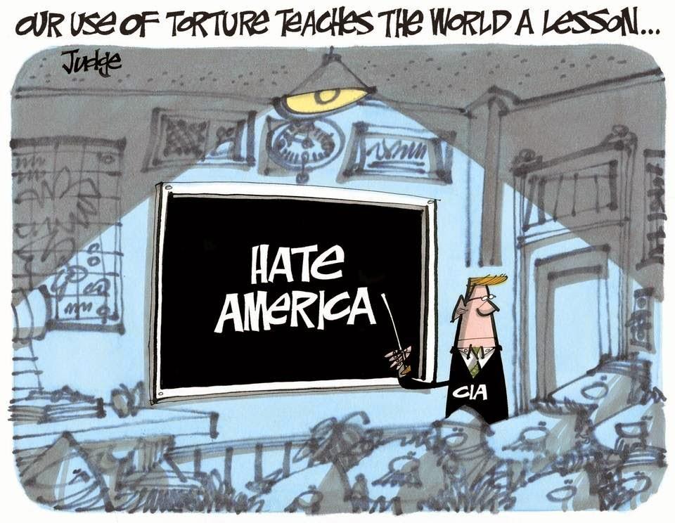 Lee Judge: Hate America.
